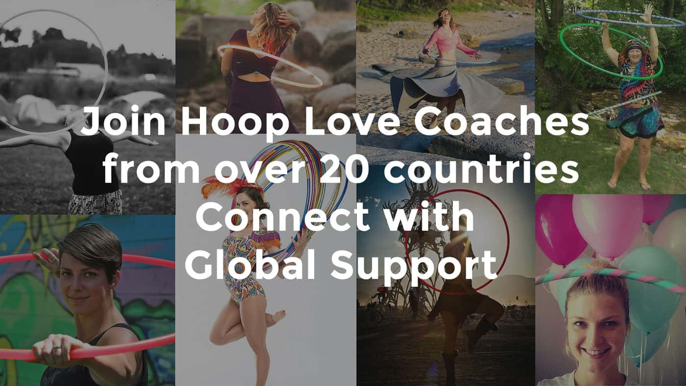 Join Hoop Love Coach training and connect with global support