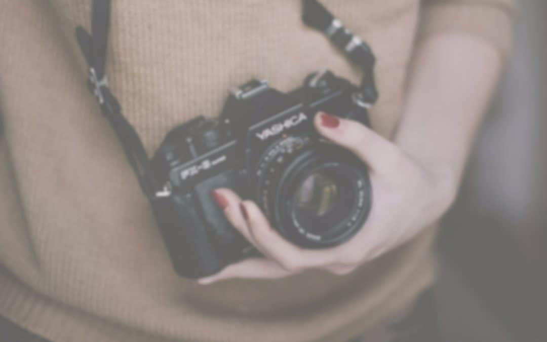 How to feel comfortable in front of a camera : Top tips for teachers & creators