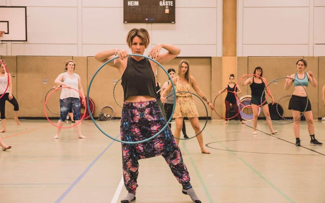 50 Places to Teach Hoop Dance