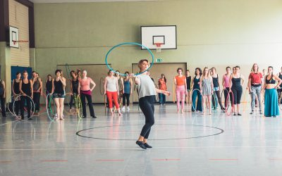 What I learned from having zero students show up to my hoop class