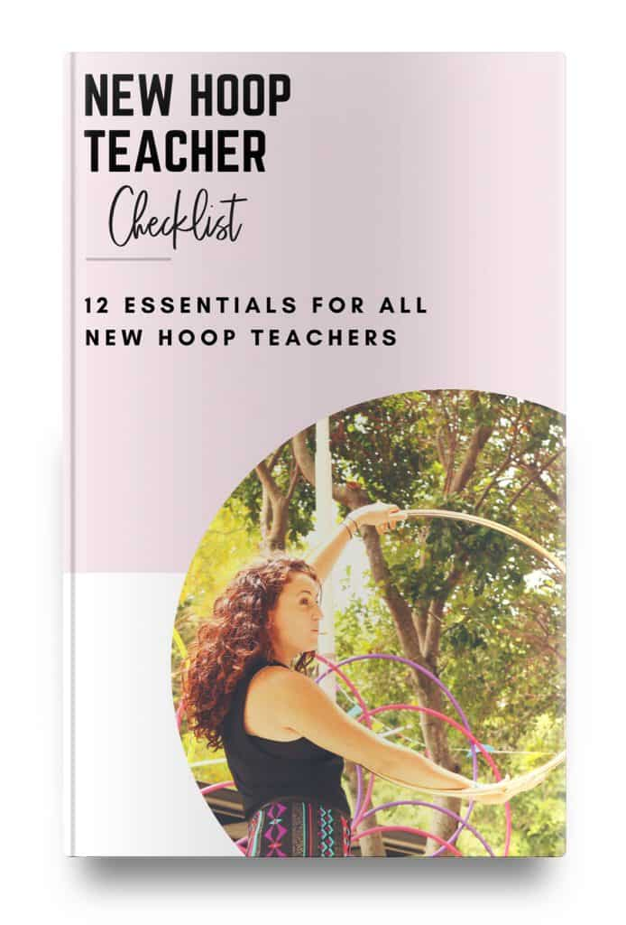 12 ESSENTIALS FOR ALL NEW HOOP TEACHERS